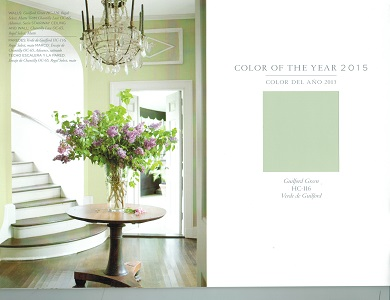 BM color of the year